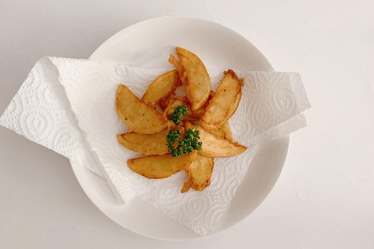 カリッと美味しいブイヨンポテトフライ