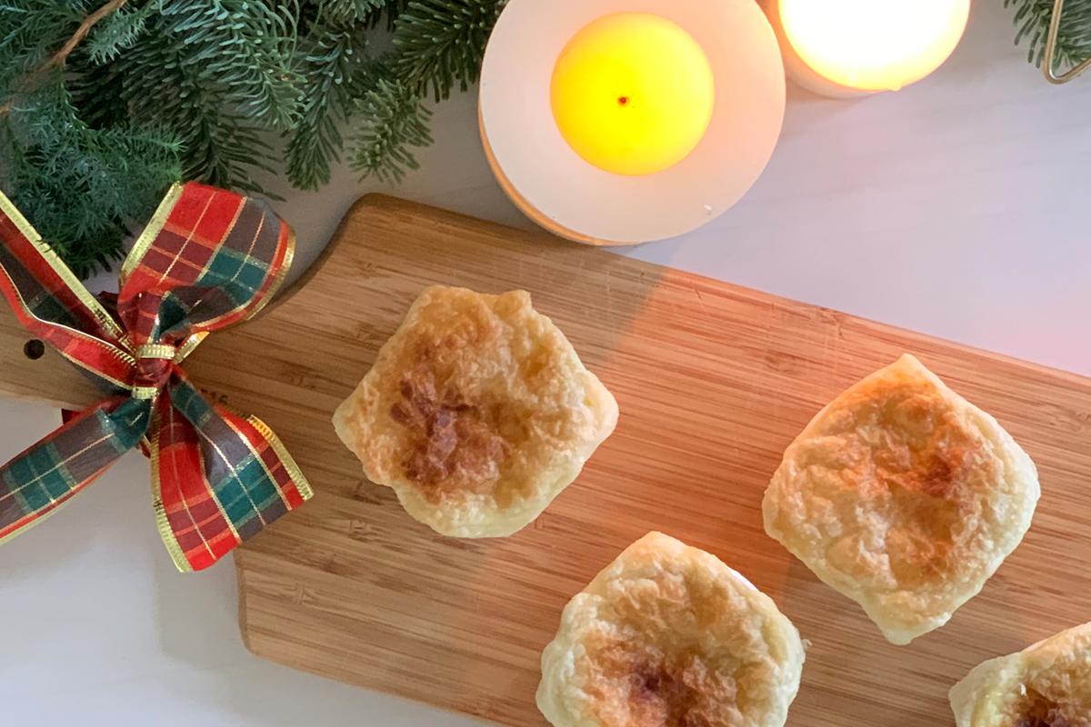 CHRISTMAS RECIPE③ | かぼちゃのスープ